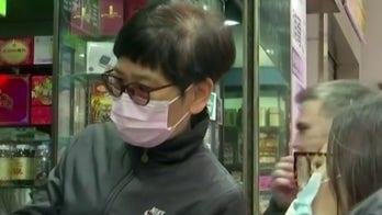 Military preparing for potential coronavirus pandemic