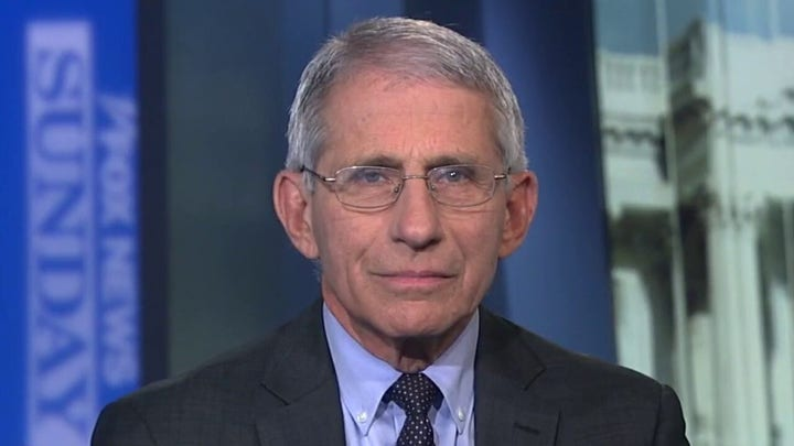 Dr. Anthony Fauci on efforts to slow the spread of coronavirus in the US