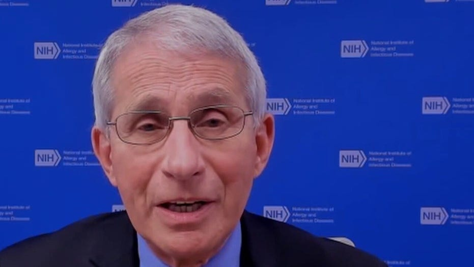 Fauci responds to critics of Christmas message: 'You don't have to cancel things' but 'be careful'