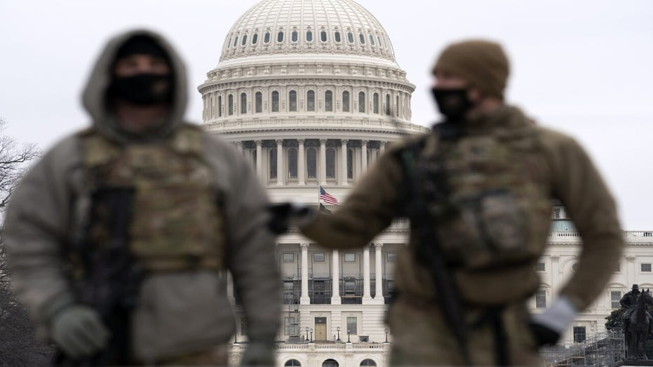 Pentagon says National Guard will remain in DC until March