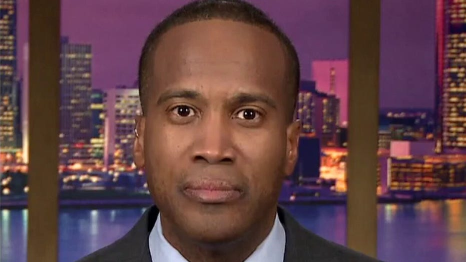 John James: School closures perpetuate 'mostracially divided educational system' since Jim Crow era