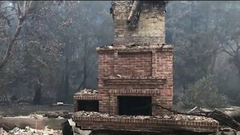 California wine country devastated by persistent wildfires