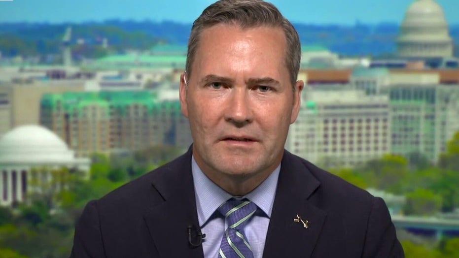 Rep. Waltz 'fears' for women, interpreters, allies in Afghanistan following US troop withdrawal