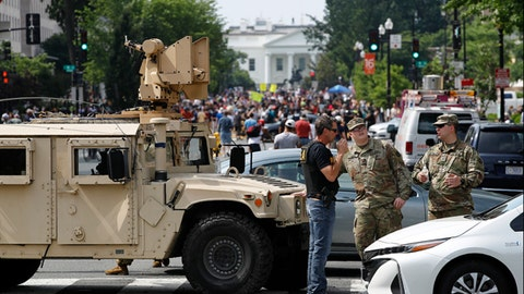How can president use military to quell domestic unrest?