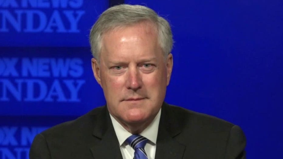 Mark Meadows on secret Trump family tapes, GOP convention, USPS concerns and COVID therapeutic announcement