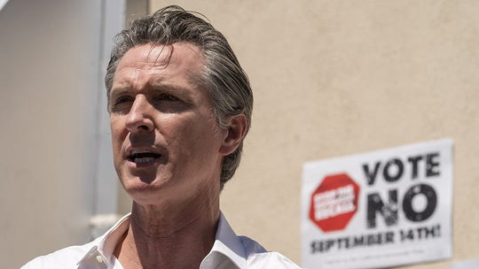 David Marcus: California's recall is no longer just about Newsom