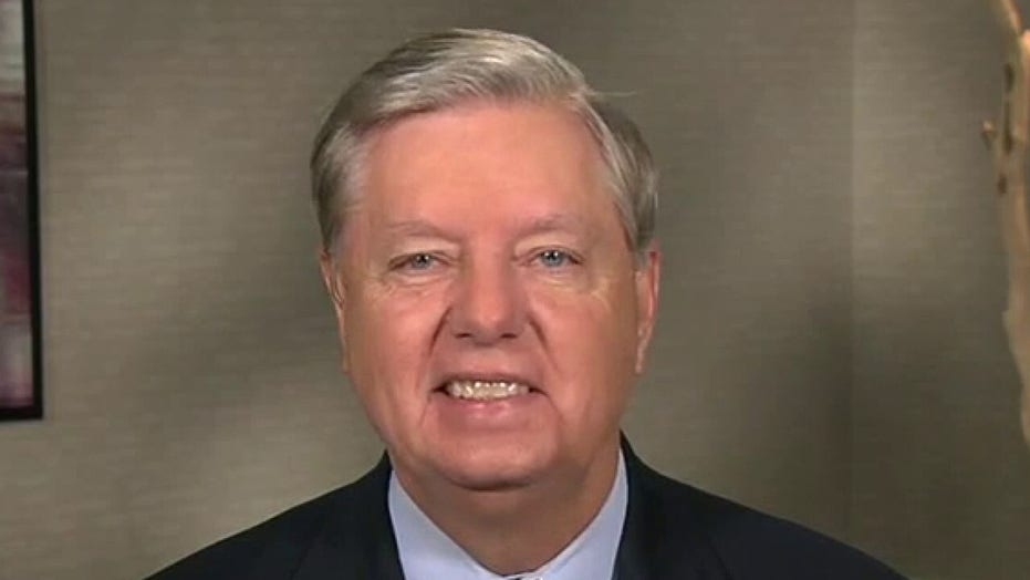 Sen. Graham: Sub-source said most of Steele report was hearsay