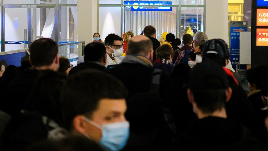 Ninth US case of coronavirus confirmed in California
