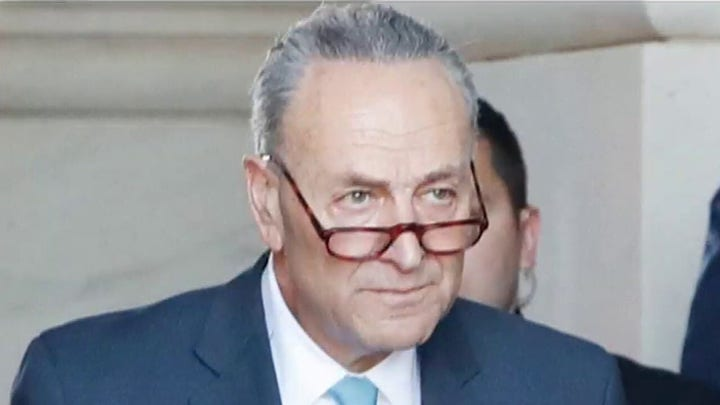 Schumer's Supreme Court saga not over yet as conservative leaders sign censure letter