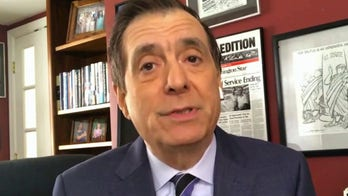 'It's typical of certain liberals who can't stop spewing bile' about Trump through he's out of office: Kurtz