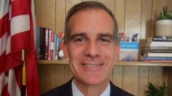 Los Angeles Mayor Garcetti teases Biden running mate announcement on 'Daily Briefing': Stay 'close to home'