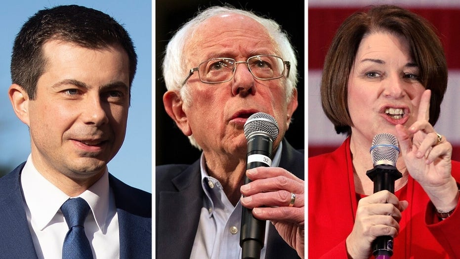 Have Buttigieg, Klobuchar put the brakes on an inevitable Sanders nomination?