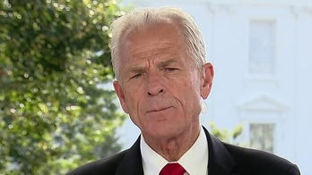Peter Navarro comments on China backing Biden, coronavirus pandemic