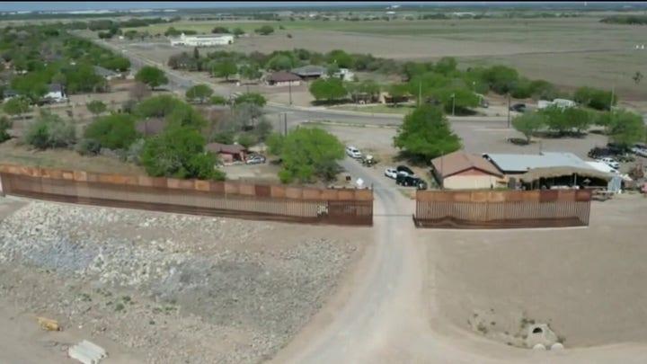 Biden admin seizes six acres from Texas family to continue border wall