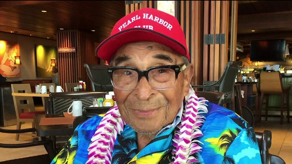 Longest-surviving Pearl Harbor veteran to get post office named after him