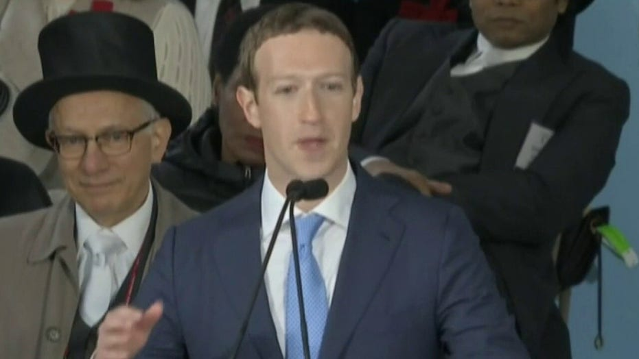 Zuckerberg, top Facebook execs admit they have 'too much power,' want to help Biden agenda, leaked video shows