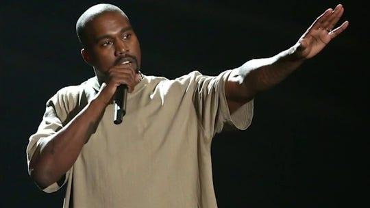 Kanye West reveals '2020 Vision' apparel endorsing his presidential run