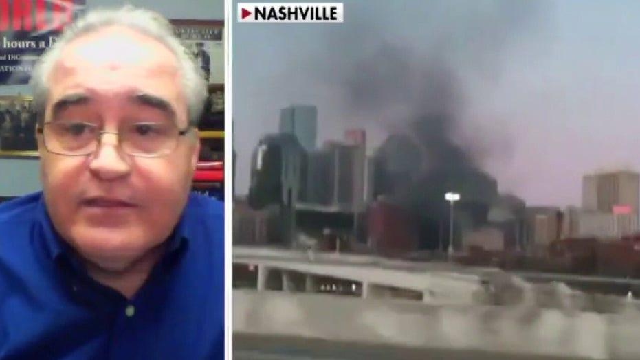 Voormalige NYPD-brandstigtingspeurder: Die ontploffingsteiken van Nashville is onbekend, maar dit kan polisie wees