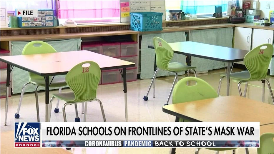 Florida's health department says CDC's COVID count for state is wrong, 'anticipates' correction