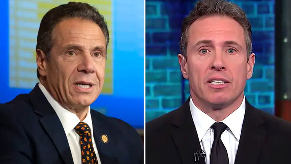 CNN insider calls Chris Cuomo's advice to brother on MeToo allegations 'despicable,' knocks network's response