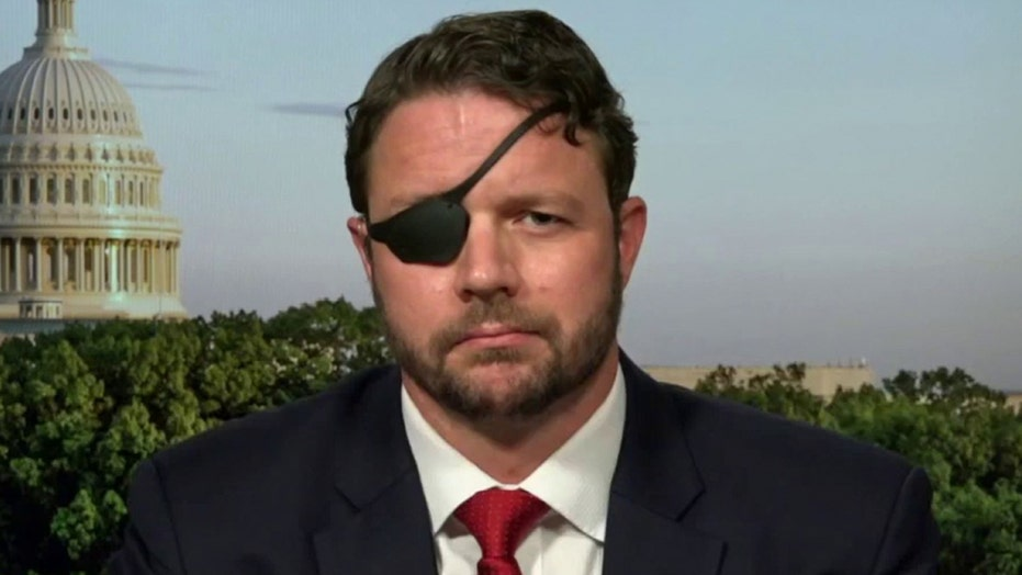 Rep. Dan Crenshaw says America faces 'hostage crisis' as violent, left-wing mobs demand power