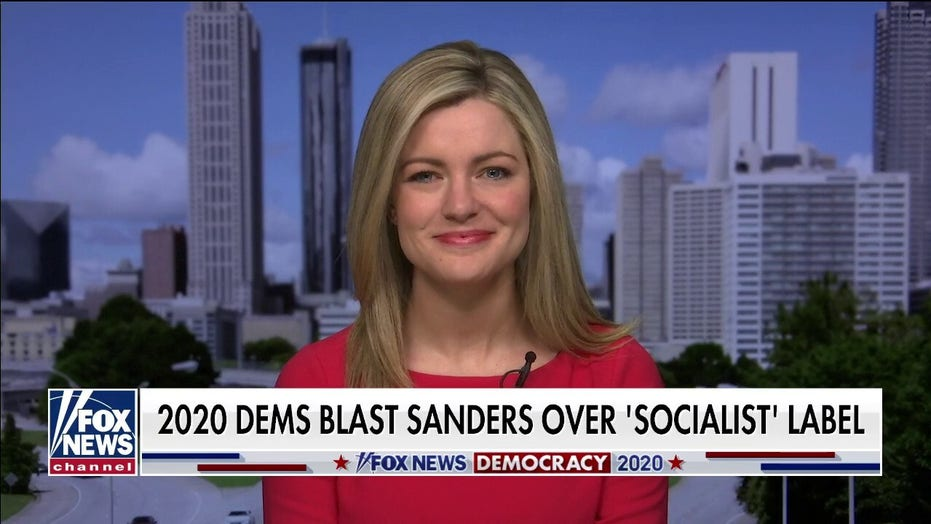 'Conservative Squad' founder Jessica Taylor hits back at democratic socialism