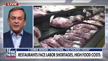 Supply chain shortages could 'be even worse' soon: Restaurant owner