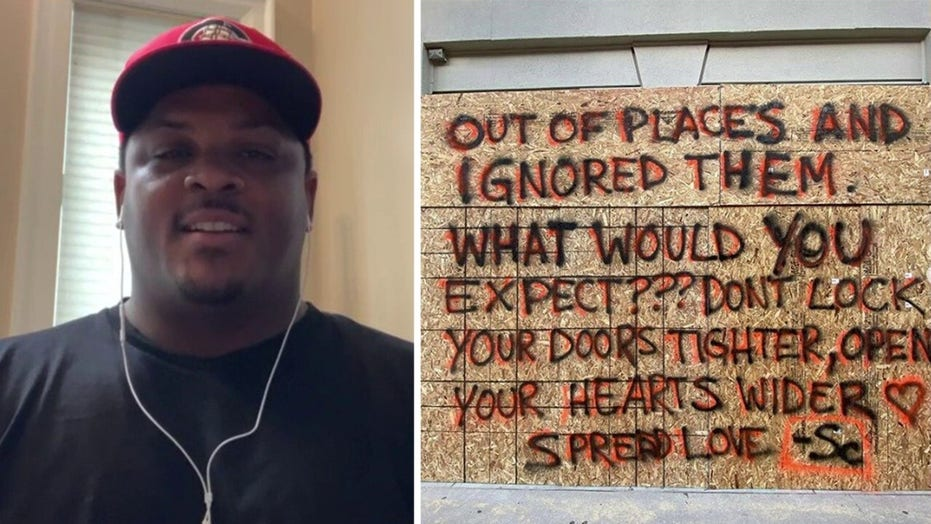 'Don't lock your doors tighter, open your hearts wider': Ohio store owner sends message after shop is looted