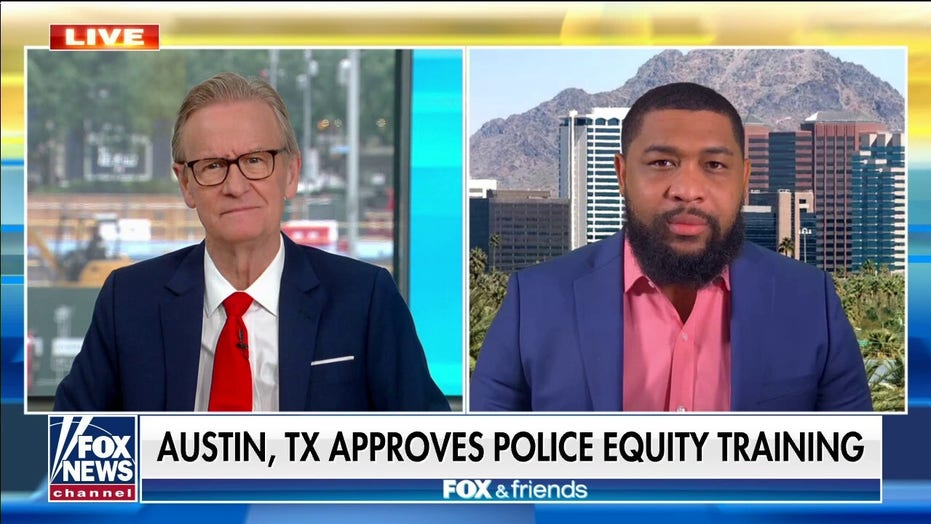 Former cop blasts Austin, Texas decision to fund CRT training for officers: 'Either stupid or evil'