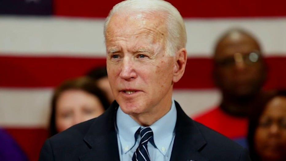 Joe Biden pivots to the left to win over progressives