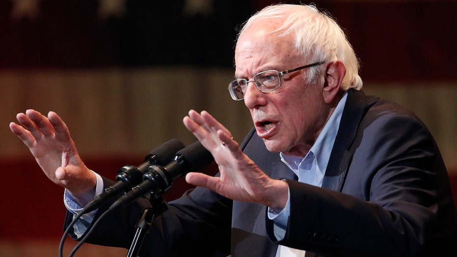 Iowa chaos, Bernie Sanders' surge deepens divisions in the Democratic Party