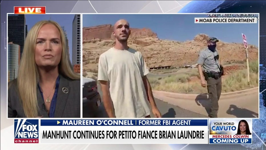 Former FBI Agent Maureen O'Connell: Brian Laundrie will be found alive