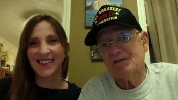 95-year-old WWII veteran survives coronavirus