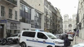 Man arrested outside French consulate in Saudi Arabia after attacking guard: reports