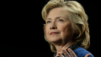 Hillary Clinton says she 'will never be out of the game of politics'