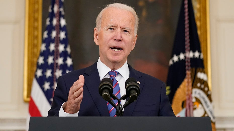 President Biden delivers remarks on 'next steps' in vaccine push as delta coronavirus variant spreads