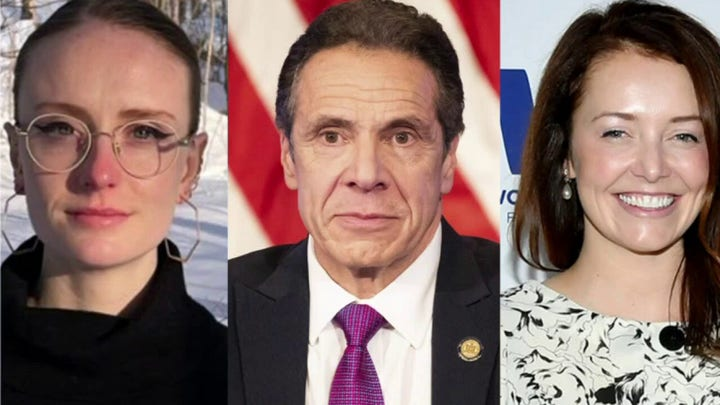 NY lawmaker calls on Cuomo to resign as scandals mount