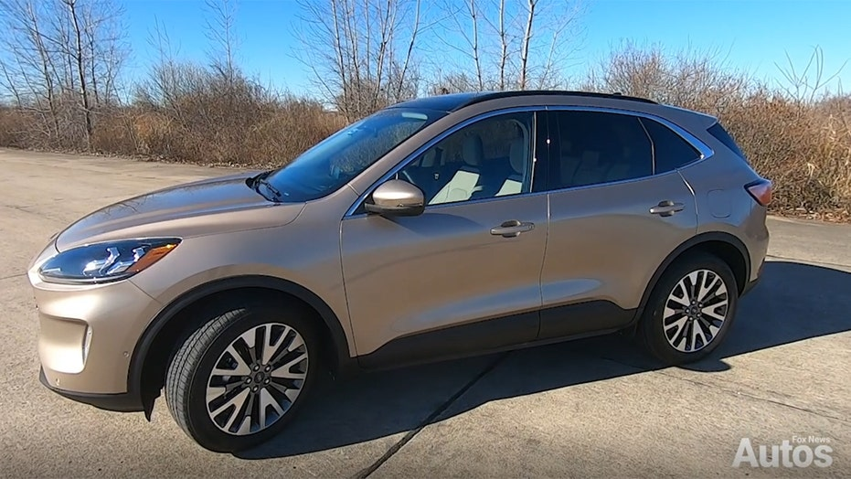 Fox News Autos test drive: 2020 Ford Escape Hybrid