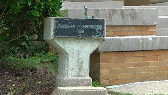 Mississippi county looks into removing formerly segregated fountains