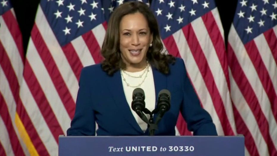 Trump campaign 'absolutely' concerned about Kamala Harris joining Biden