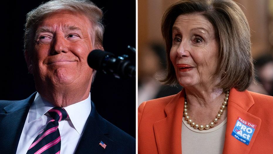 Trump and Pelosi clash in wake of impeachment acquittal