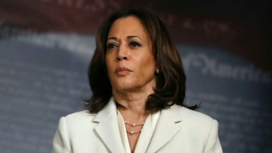 RNC hammers Harris for campaigning for Newsom while Californians are stranded in Afghanistan