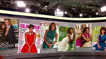 Melania Trump on zero major magazine covers as first lady vs. Michelle Obama's 12