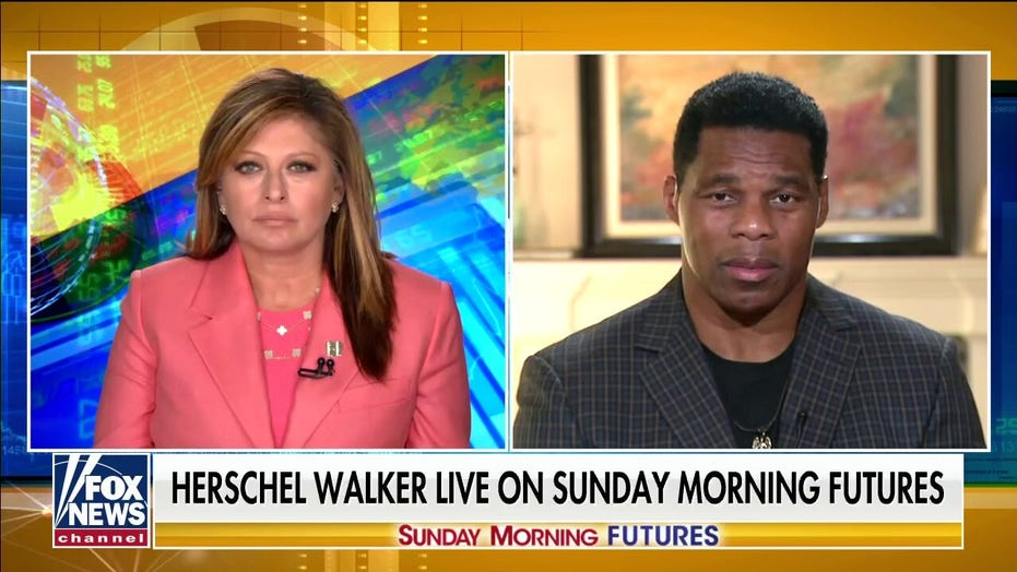 Herschel Walker says he's running for GA Senate to bring 'integrity, honesty' back to government