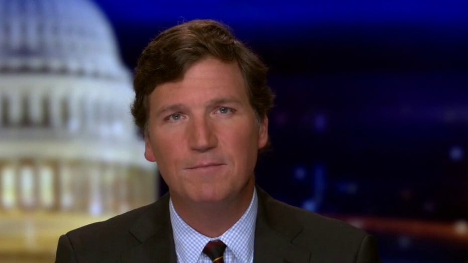 Tucker Carlson: As troops swarm our capital, Democrats send clear message: We're in charge now