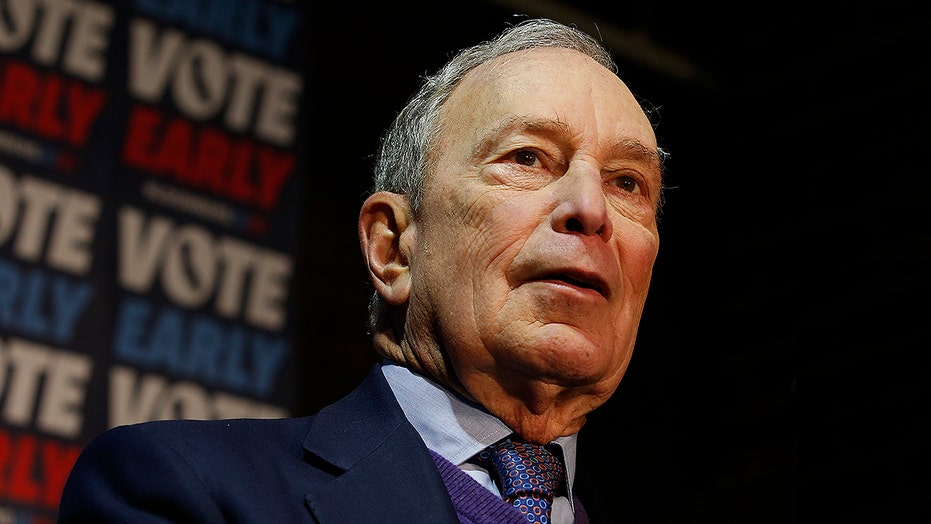 Bloomberg outspends 2020 primary rivals