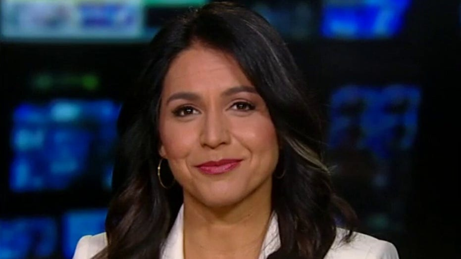 Rep. Tulsi Gabbard: The political elite and their corporate media partners are trying to erase my candidacy