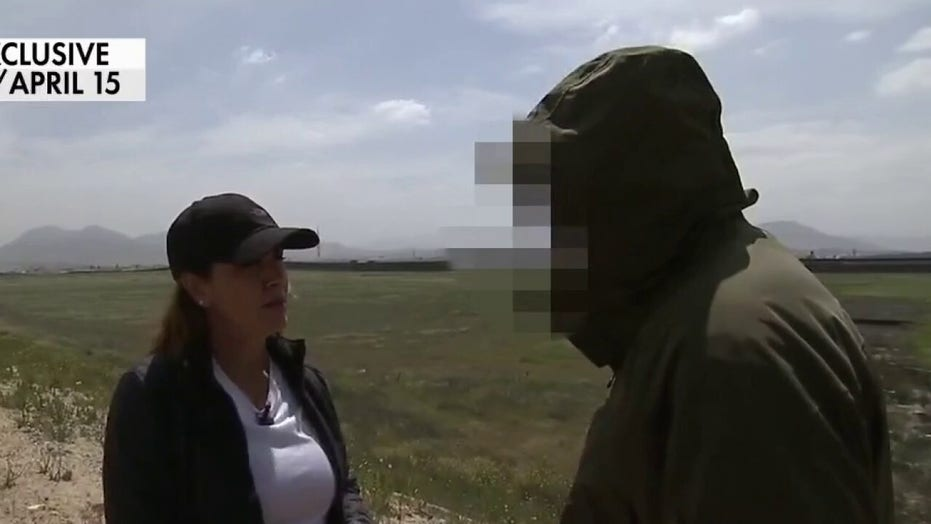 DHS whistleblower details grim scene on border, says Biden policies don't 'have any sense of realism'