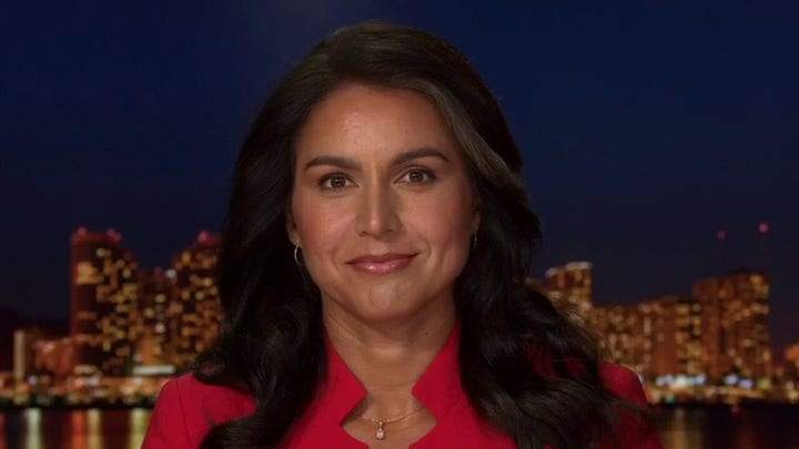 Tulsi Gabbard: Powerful elite, media colluding to destroy outsiders