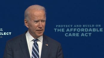 President-elect Biden slams GOP attempt to repeal Affordable Care Act